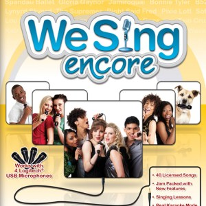 Wii: We Sing: Encore Solus (French Box)