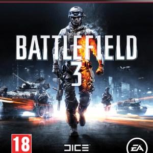 PS3: Battlefield 3 (käytetty)