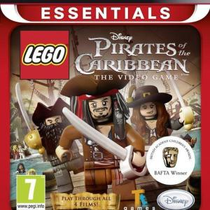 PS3: Lego Pirates of the Caribbean Essentials (käytetty)