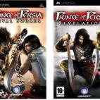 PSP: Prince of Persia Rival Swords & Revelation Double Pack/ PSP