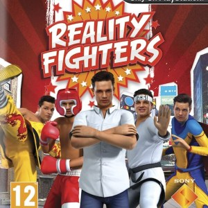 Vita: Reality Fighters (POL/HUN/CZE/SK - Lang on Box - All Lang In Game)