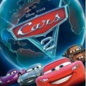 PSP: Cars 2