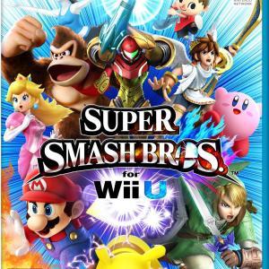 Wii U: Super Smash Bros.