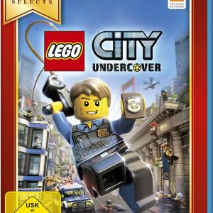 Wii U: Lego City Undercover (Selects)   (DELETED TITLE)