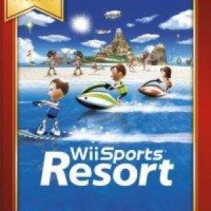 Wii: Wii Sport Resort - Solus (Select)