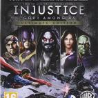Vita: Injustice: Gods Among Us - Ultimate Edition (DELETED TITLE)
