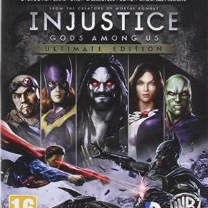 Vita: Injustice: Gods Among Us - Ultimate Edition