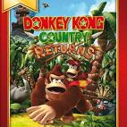 Wii: Donkey Kong Country Returns (Selects)  (DELETED TITLE)