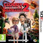 3DS: Cloudy with a Chance of Meatballs 2