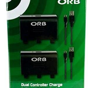 Xbox One: XONE Orb Dual Controller Charge & Play Battery Pack