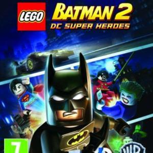 Vita: Lego Batman 2: DC Super Heroes