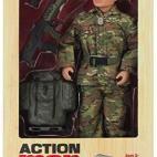 Action Man Deluxe Action-Figuuri Soldier