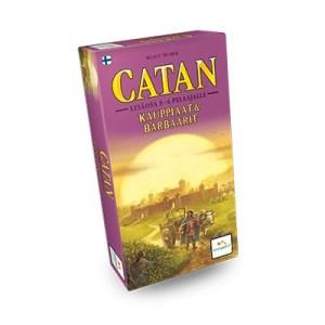 Catan - Kauppiaat ja barbaarit, 5-6