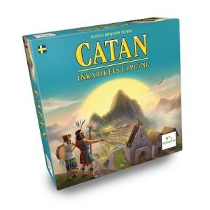 Catan - Inkarikets Uppgång (SWE)