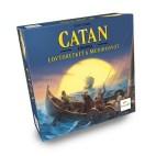 Catan - Löytöretket ja Merirosvot