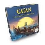 Catan – Löytöretket ja Merirosvot