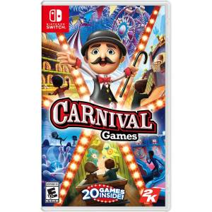 Switch: Carnival Games