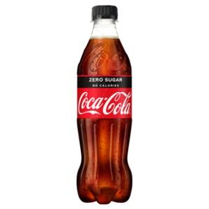 Coca Cola zero sugar 0.5l