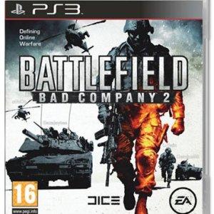 PS3: Battlefield: Bad Company 2 (käytetty)