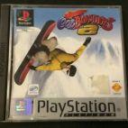 PS1: Cool Boarders 2 Platinum (CIB) (käytetty)