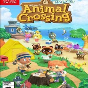 Animal Crossing: New Horizons (latauskoodi)