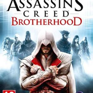 PC: Assassins Creed Brotherhood (latauskoodi)