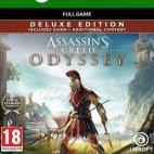 Xbox One: Assassins Creed Odyssey Deluxe (latauskoodi)