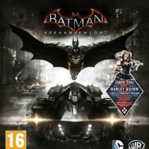 Xbox One: Xbox One: Batman: Arkham Knight () (latauskoodi)