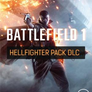 PC: Battlefield 1 - Hellfighter Pack (DLC) (latauskoodi)