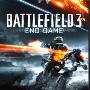 PC: Battlefield 3: End Game (latauskoodi)