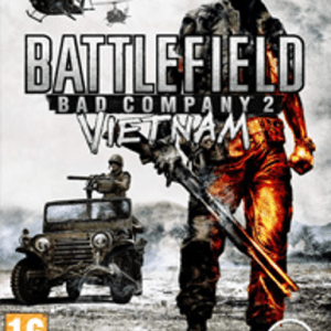 PC: Battlefield: Bad Company 2 - Vietnam (latauskoodi)