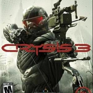 PC: Crysis 3 (latauskoodi)
