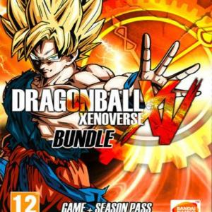PC: Dragon Ball Xenoverse - Bundle Edition (latauskoodi)
