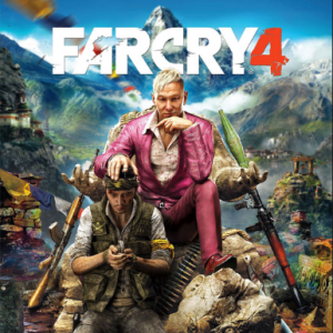 PC: Far Cry 4 (latauskoodi)