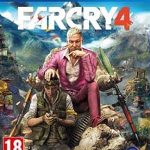 PS4: Far Cry 4 (latauskoodi)