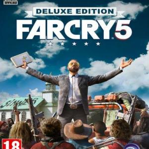 PC: Far Cry 5 (Deluxe Edition) (latauskoodi)