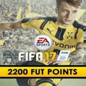 PC: FIFA 17 - 2200 FUT Points (latauskoodi)