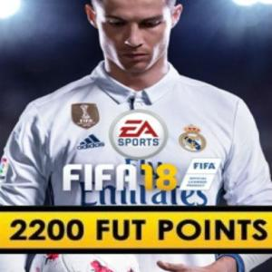 PC: Fifa 18 - 2200 FUT Points (latauskoodi)