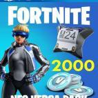 PS4: Fortnite Neo Versa + 2000 V-bucks () (latauskoodi)