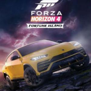 PC: Forza Horizon 4 - Fortune Island (latauskoodi)