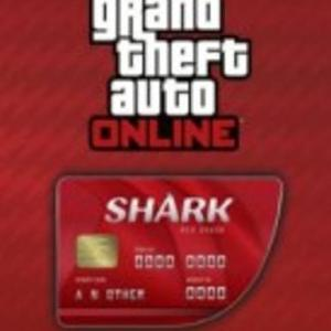 PC: Grand Theft Auto Online - Red Shark Cash Card (DLC) (latauskoodi)