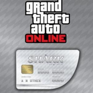 GTA 5 (Grand Theft Auto V): Great White Shark Cash Card (latauskoodi)