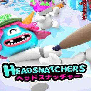 PC: Headsnatchers (Incl. Early Access) (latauskoodi)