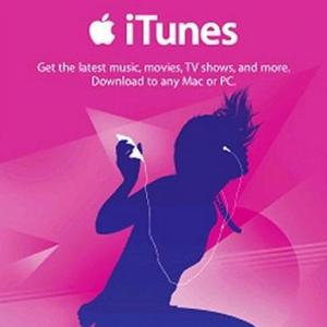 PC: iTunes $25 Gift Card (latauskoodi)