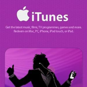 iTunes $100 Gift Card (latauskoodi)