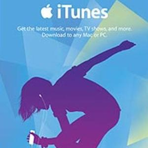 PC: iTunes $50 Gift Card (latauskoodi)