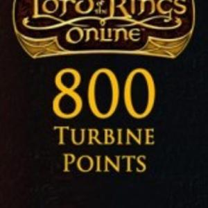 PC: Lord of the Rings Online: Turbine 800 Points (latauskoodi)