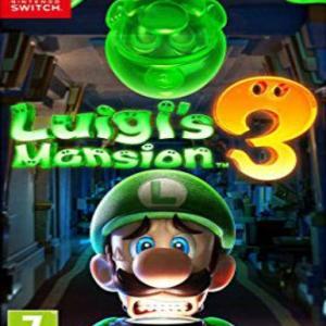 Luigis Mansion 3 (latauskoodi)