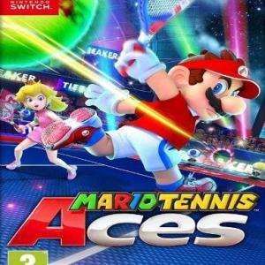 Mario Tennis Aces (latauskoodi)