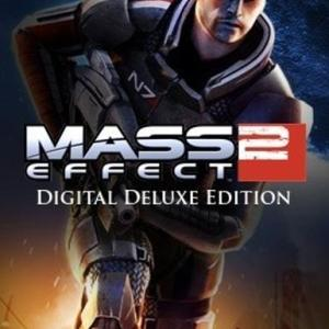 PC: Mass Effect 2 (Digital Deluxe Edition) (latauskoodi)